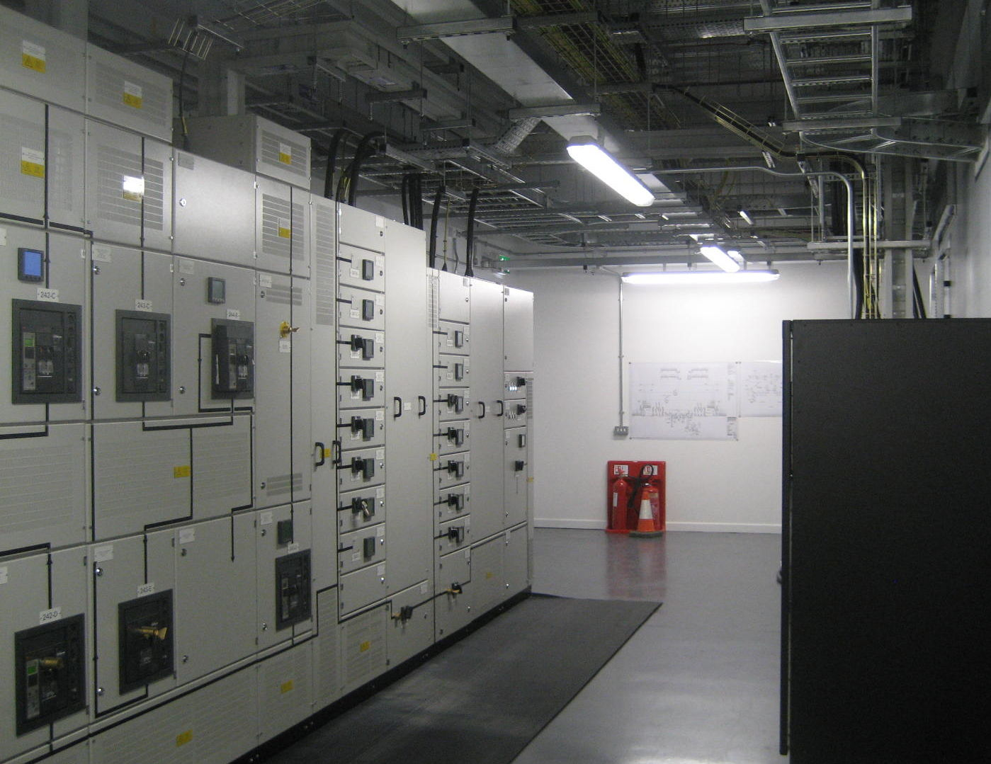 Data Centres - Berryman Electrical